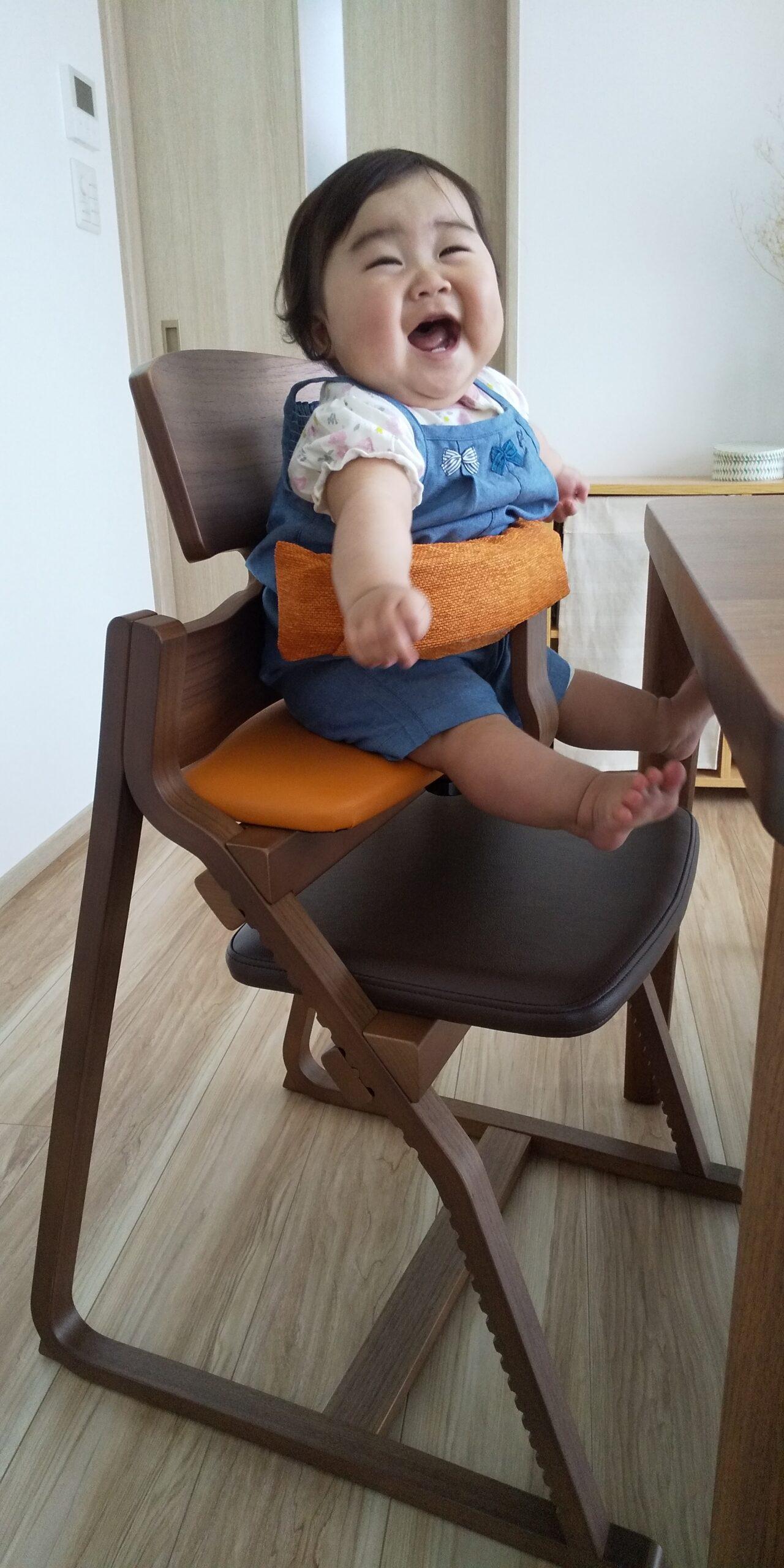 アップライトチェア 「私の一番の椅子」