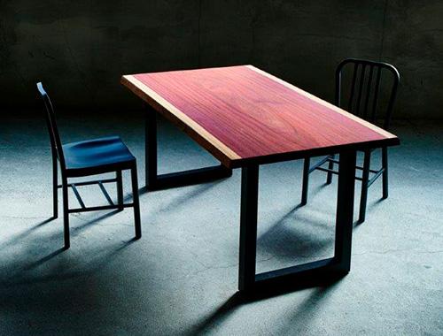 rewood 再生一枚板テーブル